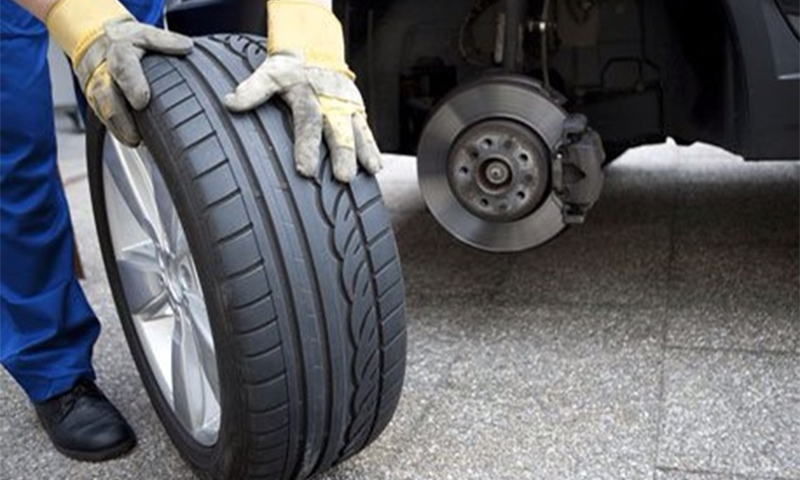 Tyre replacement Gravesend